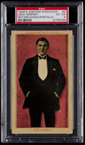 Boxing Cards:General, 1920's Juncosa Chocolate Jack Dempsey #2 PSA VG-EX 4....