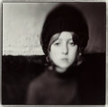 Photographs, Keith Carter (American, b. 1948). Equestrienne, 1997. Toned gelatin silver, 1998. 14-3/4 x 14-3/4 inches (37.3 x 37.3 cm...