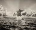 Photographs, John R. Hogan (American, 1888-1965). Rolling Down to Rio. Gelatin silver. 10 x 12 inches (25.4 x 30.5 cm). Signed and ti...