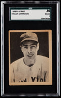Baseball Cards:Singles (1930-1939), 1939 Play Ball Joe DiMaggio #26 SGC 30 Good 2....