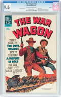 Silver Age (1956-1969):Western, Movie Classics: War Wagon #nn File Copy (Dell, 1967) CGC NM+ 9.6Off-white to white pages....