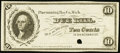 Obsoletes By State:Michigan, Pinconning, MI- (George Campbell & Co.) 10¢ ND Remainder. ...