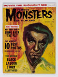 Magazines:Horror, Famous Monsters of Filmland #5 (Warren, 1959) Condition: VF-....