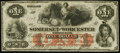 Obsoletes By State:Maryland, Salisbury, MD- Somerset and Worcester Savings Bank $1 Nov. 1, 1862. ...