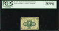 Fractional Currency:First Issue, Fr. 1240 10¢ First Issue PCGS Choice About New 58PPQ.. ...