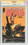 Modern Age (1980-Present):Horror, Walking Dead #1 Wizard World Portland Edition - Signature Series (Image, 2015) CGC NM/MT 9.8 White pages....