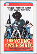 """Movie Posters:Bad Girl, The Young Cycle Girls (Peter Perry Pictures, 1977). One Sheet (29""""X 42""""). Bad Girl.. ..."""