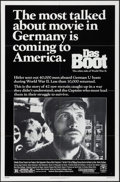 "Movie Posters:War, Das Boot & Other Lot (Columbia, 1981). One Sheets (2) (27"" X41""). War.. ... (Total: 2 Items)"