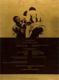 """Boxing Collectibles:Memorabilia, 1977 """"A Night With the Greatest"""" Muhammad Ali Poster...."""