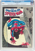 Magazines:Superhero, Spectacular Spider-Man #1 (Marvel, 1968) CGC NM/MT 9.8 Whitepages....