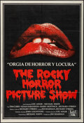 "Movie Posters:Rock and Roll, The Rocky Horror Picture Show & Other Lot (20th Century Fox, 1975). Argentinean Poster (29"" X 42.5"") & One Sheet (27"" X 41"")... (Total: 2 Items)"