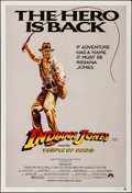 "Movie Posters:Adventure, Indiana Jones and the Temple of Doom (UIP, 1984). Australian OneSheet (27"" X 40""). Adventure.. ..."