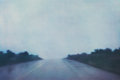 Photographs:20th Century, Bernard Plossu (Vietnamese, b. 1945). Rain in New Mexico,circa 1980s. Fresson print. 7-1/4 x 10-3/4 inches (18.4 x 27.4...