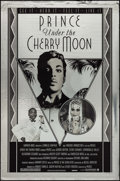 "Movie Posters:Rock and Roll, Under the Cherry Moon (Warner Brothers, 1986). Mylar One Sheet (27""X 41""). Rock and Roll.. ..."