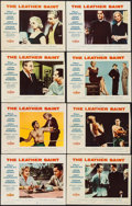 """Movie Posters:Sports, The Leather Saint (Paramount, 1956). Lobby Card Set of 8 (11"""" X 14""""). Sports.. ... (Total: 8 Items)"""