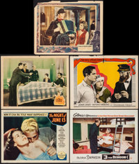 "The Night of June 13 & Others Lot (Paramount, 1932). Lobby Cards (5) (11"" X 14""). Melodrama. ... (Total: 5..."