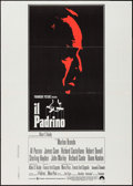 "Movie Posters:Crime, The Godfather (Paramount, 1972). Italian 2 - Fogli (39"" X 55.25""). Crime.. ..."