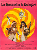 """Movie Posters:Musical, The Young Girls of Rochefort (Comacico, 1967). French Grande (47"""" X 63""""). Musical.. ..."""