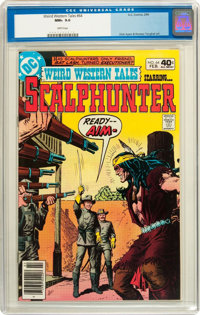 Weird Western Tales #64 (DC, 1980) CGC NM+ 9.6 White pages