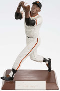 "Baseball Collectibles:Others, Willie Mays ""The Catch"" Signed Salvino Statue...."