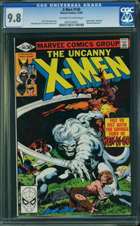 X-Men #140 (Marvel, 1980) CGC NM/MT 9.8 Off-white to white pages