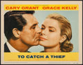 """Movie Posters:Hitchcock, To Catch a Thief (Paramount, 1955). Lobby Card (11"""" X 14""""). Hitchcock.. ..."""