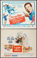 """Movie Posters:Comedy, Love is a Ball & Others Lot (United Artists, 1963). Half Sheets(4) (22"""" X 28""""). Comedy.. ... (Total: 4 Items)"""