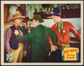 "Movie Posters:Western, The New Frontier (Republic, 1935). Lobby Card (11"" X 14""). Western.. ..."
