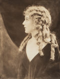 Photographs:Gelatin Silver, Alfred Cheney Johnston (American, 1885-1971). Mary Pickford, 1920s. Gelatin silver. 12-3/4 x 9-3/4 inches (32.5 x 24.9 c...