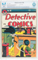 Detective Comics #50 (DC, 1941) CBCS Restored (Moderate) FN+ 6.5 Off-white to white pages