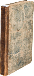 Books:Periodicals, [Newspaper]. Bound Volume of the Boston Recorder....