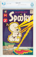 Silver Age (1956-1969):Cartoon Character, Spooky #43 (Harvey, 1960) CBCS NM- 9.2 Off-white pages....