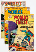 Silver Age (1956-1969):Superhero, World's Finest Comics Group of 43 (DC, 1957-67) Condition: Average VG.... (Total: 43 Comic Books)