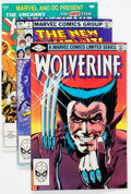 Modern Age (1980-Present):Miscellaneous, Marvel Modern Age Mutant Related Group of 59 (Marvel, 1980s) Condition: Average VF-.... (Total: 59 Comic Books)