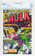 Modern Age (1980-Present):Superhero, The Incredible Hulk #260 (Marvel, 1981) CBCS NM/MT 9.8 White pages....