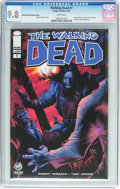 Modern Age (1980-Present):Horror, Walking Dead #1 Wizard World Chicago Edition (Image, 2015) CGC NM/MT 9.8 White pages....