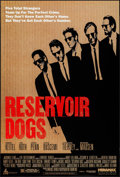 "Movie Posters:Crime, Reservoir Dogs (Miramax, 1992). One Sheet (27"" X 40"") SS. Crime....."