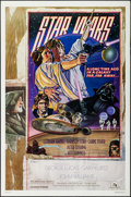 """Movie Posters:Science Fiction, Star Wars (20th Century Fox, 1978). Artist Autographed One Sheet (27"""" X 41"""") Style D. Science Fiction.. ..."""