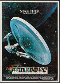 """Movie Posters:Science Fiction, Star Trek: The Motion Picture (Paramount, 1979). British DoubleCrown (18.25"""" X 25.5""""). Science Fiction.. ..."""