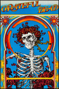 "Movie Posters:Rock and Roll, The Grateful Dead (Personalities Inc., 1984). Personality Poster(23"" X 35""). Rock and Roll.. ..."