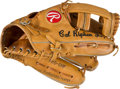 Baseball Collectibles:Others, 1995 Cal Ripken Jr. Game Used Glove, PSA/DNA Authentic. ...