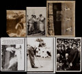 Miscellaneous Collectibles:General, Misc. Original Press Photographs Lot of 14....
