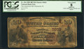 National Bank Notes:Florida, Pensacola, FL - $20 1882 Brown Back Fr. 504 The American NB Ch. # (S)5603. ...