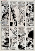 Original Comic Art:Panel Pages, Herb Trimpe, Dick Ayers, and Sam Grainger Nick Fury #15 Story Page 13 Original Art (Marvel, 1969)....