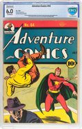 Golden Age (1938-1955):Superhero, Adventure Comics #64 (DC, 1941) CBCS Apparent FN 6.0 Slight to Moderate (P) Off-white pages....