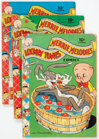 Looney Tunes and Merrie Melodies Comics Box Lot (Dell, 1942).... (Total: 2 Box Lots)