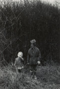 Photography, Helga Paris (German, b. 1938). Jenny and Robert, 1968. Gelatin silver. 14-1/2 x 9-5/8 inches (36.8 x 24.4 cm). Signed, t...