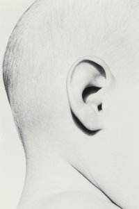 Ralph Gibson (American, b. 1939) Side of Baby's Head, c. 1980 Gelatin silver 9 x 6 inches (22.9 x