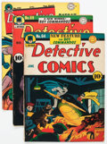 Detective Comics Group of 104 (DC, 1941-54) Condition: Incomplete.... (Total: 104 Comic Books)