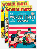 Golden Age (1938-1955):Superhero, World's Finest Comics Group of 49 (DC, 1941-52) Condition: Incomplete.... (Total: 49 Comic Books)